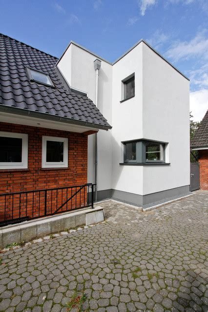 moderner anbau moderner anbau an ein siedlungshaus modern haus