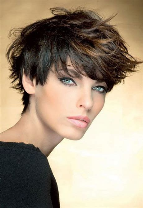 pictures of back shag haircut shag haircut back view short hairstyle 2013