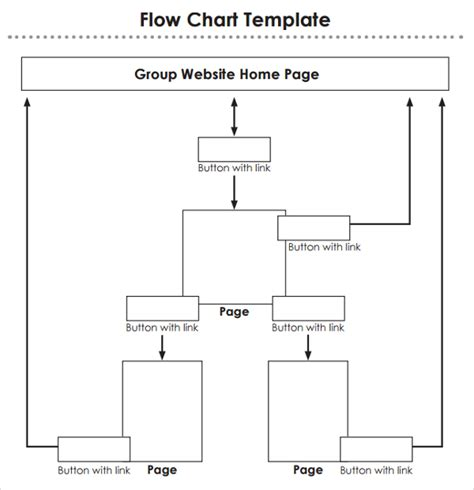 microsoft excel 2010 flowchart template sle flow chart template 19 documents in pdf excel