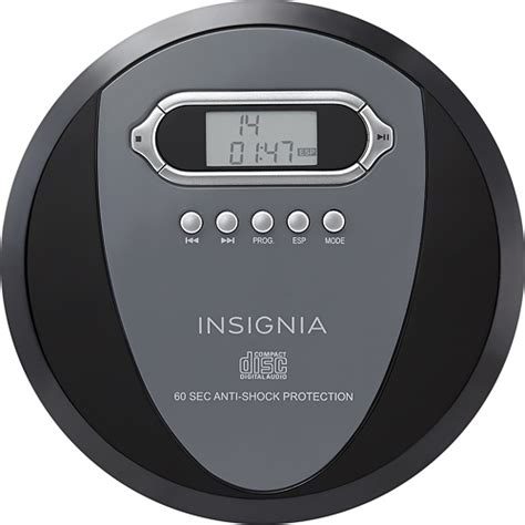 Cd Player F R Auto by Insignia Portable Cd Player Multi Ns P4112 Best Buy
