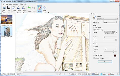 sketch software for windows sketch drawer photo editing software 40 for pc