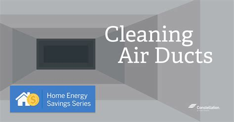 Home Energy Savings Series Should Home Energy Savings Cleaning Air Ducts