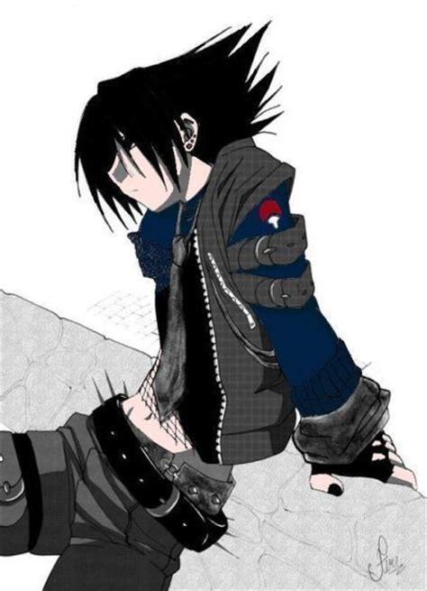 imagenes de sasuke uchiha emo 1000 images about emo anime on pinterest