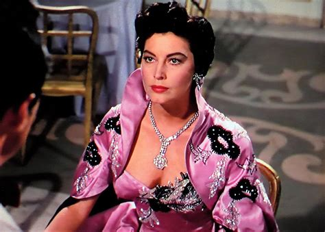 who is the barefoot contessa ava gardner in the barefoot contessa 1954 photo taken by