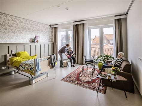 nursing home interior design nursing home willibrord interior atelier pro senior