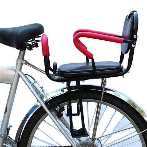 nueva bicicleta del nino silla ninos comodo asiento