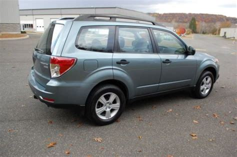 service manual car owners manuals for sale 2010 subaru forester on board diagnostic system