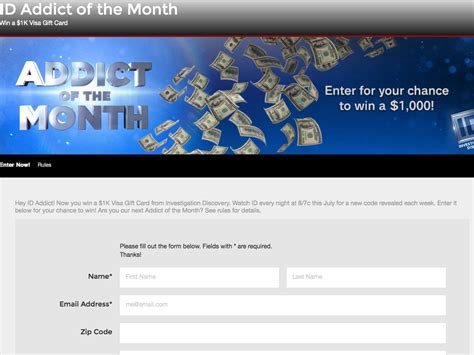 Investigation Discovery Addict Of The Month 1 K Giveaway - investigation discovery addict of the month 1k giveaway