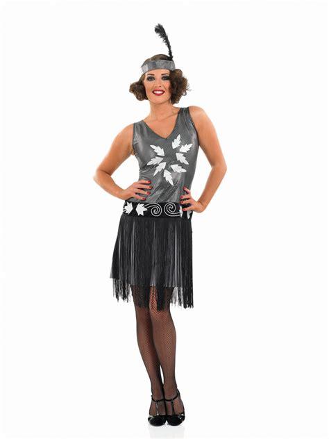 great gatsby themed fancy dress 1920s cocktail dress costume ladies flapper fancy dress