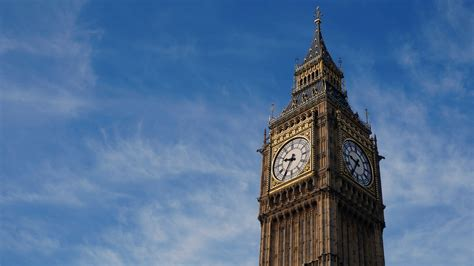 Unique Clock by Big Ben Voted As The Best Landmark In Uk