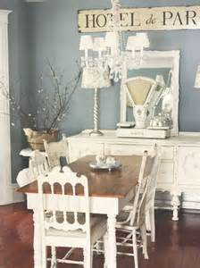 shabby chic dining rooms the cottage pinterest