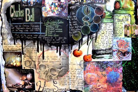 sketchbook for the artist artist study sketchbook page by keepcalmnmakeart on deviantart
