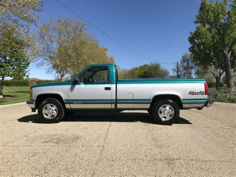 how petrol cars work 1994 chevrolet 1500 lane departure warning 1994 chevrolet k1500 silverado 4x4 5 7l 350 v 8 with only 59 412 actual mils for sale