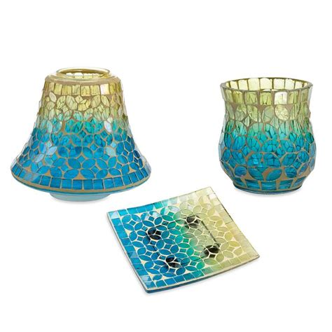 yankee candle l shades yankee candle 174 paradise mosaic candle accessories yankee
