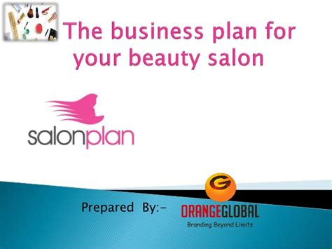 the business plan for your beauty salon business plans the business plan for your beauty salon 4