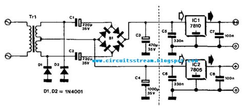 bridge rectifier circuit diagram august 2013 electronictheory gianparkash