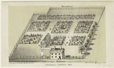 vauxhall gardens today patell and waterman s history of new york 183 new york s