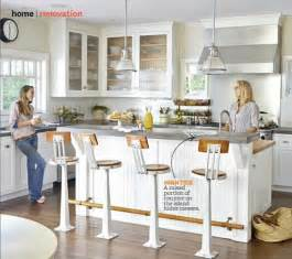What Is The Height Of A Kitchen Island Counter Vs Bar Height Centsational
