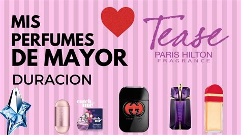 Tonic Movies Vdeo De Mayor Duracin Alexpix | mis perfumes de mayor duracion youtube