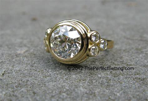 It Right Ring handmade custom gold and engagement anniversary