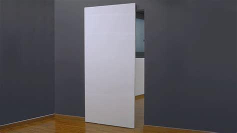 porte scorrevoli dierre magic sistema invisibile di scorrevoli per porte berner