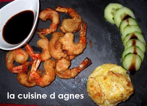 la cuisine d agnes beignets de crevettes 224 la sauce aigre douce la cuisine