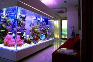Aquarium For Home Huge Home Reef Aquarium Fish Amp Aquaria P Rn Pinterest
