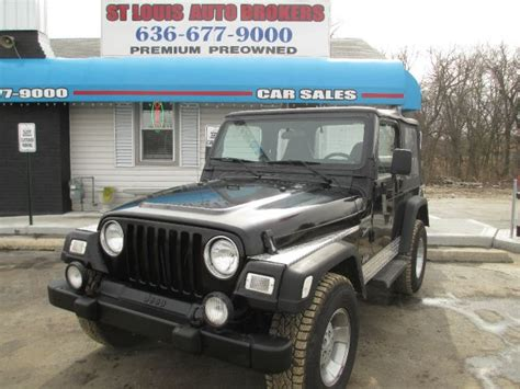 Used 2002 Jeep Wrangler For Sale Document Moved