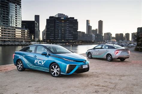 Toyota Busselton Toyota Mirai Set Free By Mobile Refueler News At