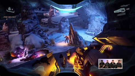 Wire Teamwork halo 5 guardians brings teamwork to the table xbox wire