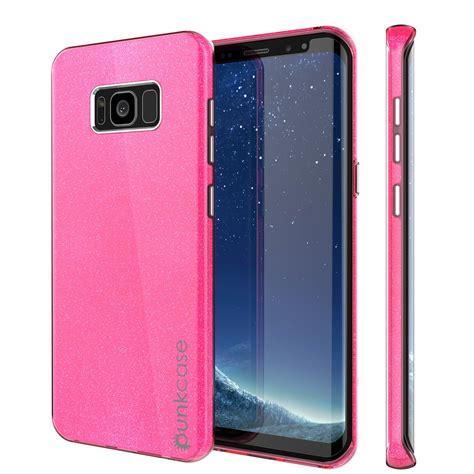 Slim Pc Tpu Samsung Galaxy S8 Plus Black galaxy s8 plus punkcase galactic 2 0 series ultra slim protectiv