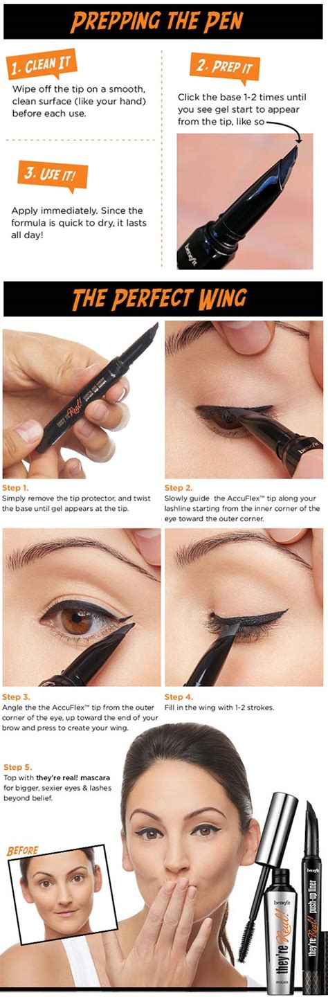 eyeliner tutorial spoon 37 winged eyeliner tutorials page 3 of 4 the goddess