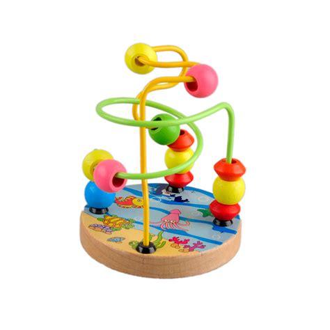 Mainan Puzzle Edukasi Anak Puzzle Kayu 3d Puzzle Susun Limited mainan anak buzz wire model small multi color jakartanotebook