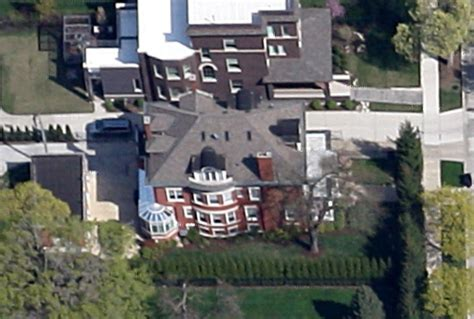 obama house chicago barack obama s chicago house weird google earth
