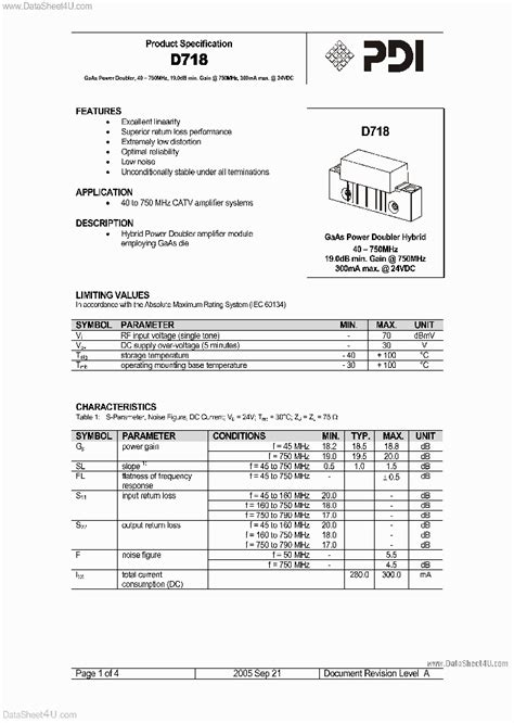 transistor d718 d718 2329186 pdf datasheet ic on line