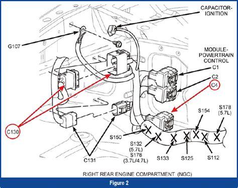 sm  pt cruiser pcm wiring diagram tcm