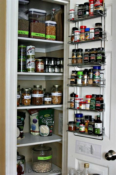 How To Organize A Small Pantry by Kitchen Organizing Pantry Pocket Change Gourmet