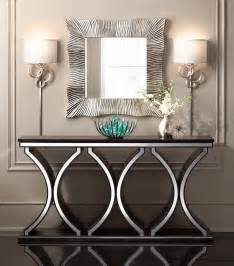 About contemporary console tables on pinterest brown finish console