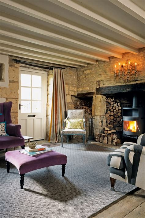 interni di inglesi cottage inglese un home tour virtuale tra le pareti in