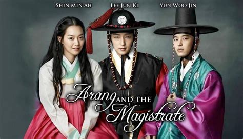arang and the magistrate 아랑사또전 episodes