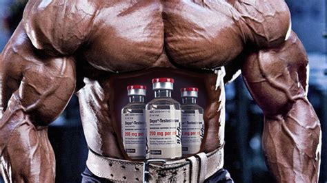 Steroids what pro bodybuilders are really using t nation