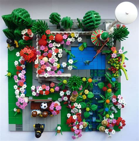 gardens lego and beautiful gardens on