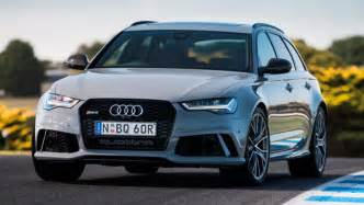 Audi Rs6 Wagon Audi Rs6 Avant 2016 Review Carsguide