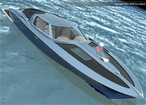 chevrolet corvette speed boat 1963 corvette inspired speed boat by bo zolland boats