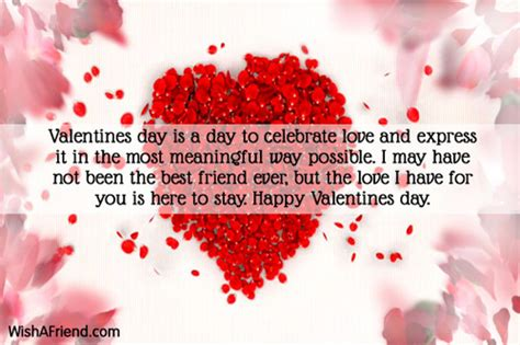happy valentines day for best friend day messages for friends top ten quotes