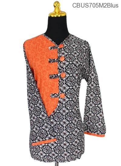Baju Batik Batik Ayusari Blus Parang 2 baju batik sarimbit blus motif parang blus lengan