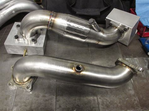 prl motorsports downpipe front pipe pre order 1 5t civic