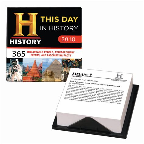 day history in this day in history calendar 2017 page a day calendar