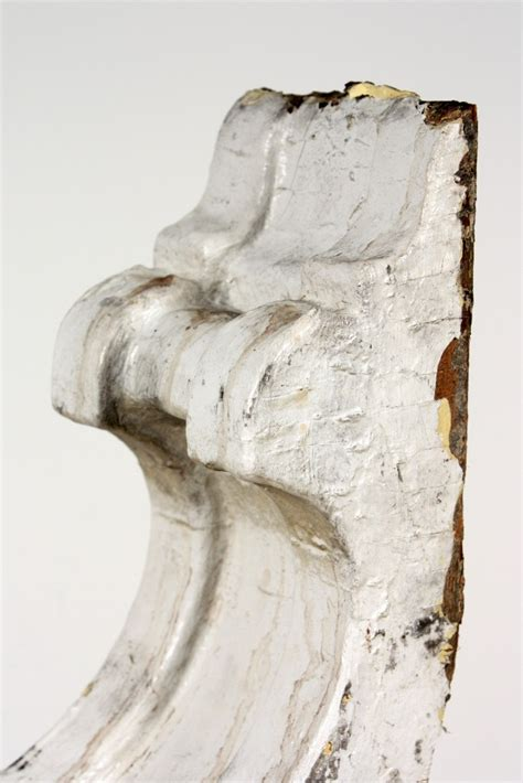 Vintage Corbels For Sale Two Matching Pairs Of White Antique Corbels C 1880 S
