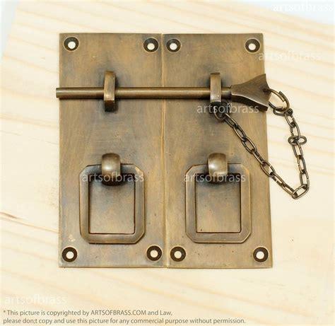 antique kitchen cabinet latches vintage solid brass retro drawer latch cabinet latch door